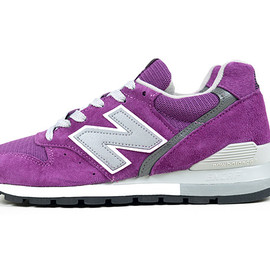 New Balance - Womens's M996-Purple
