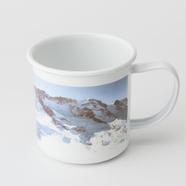ART&SCIENCE - Takashi Homma Mountains Seeing Itself Mug