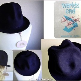 World's End - mountain hat (ロンドン world's end 限定)