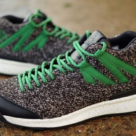 NIKE - Okwahn II NRG - Black/Green (Wool)