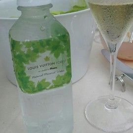 LOUIS VUITTON FOREST - NATURAL MINERAL WATER
