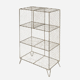 CHICKEN WIRE FLOOR STORAGE