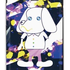 SECOND SKIN - Code;C 「DOGGY2」 (クリア) / for GS03/EMOBILE