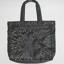 ANREALAGE - HYPER DRIVE TOTE BAG