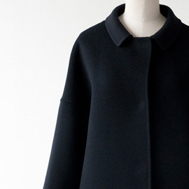 SOFIE DHOORE - *SOFIE DHOORE 2013AW レディース CUBE ウールコート ( Navy Blue ダークネイビー) 34-36