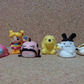 tamagotchi - mini figures
