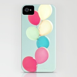 JoyHey - Joyful Balloons iPhone Case