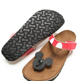 BIRKENSTOCK - Birki's × Disney / TOFINO BF Minnie Ribbon (WOMEN)