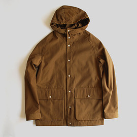 YAECA - 60/40CROSS SHIRT PARKA