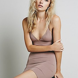 Free People - Skinny Strap Bodycon