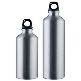 muji - Aluminium Bottle Flasks