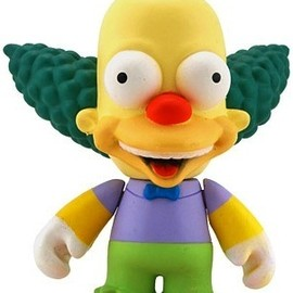 Kidrobot - Simpsons - Series 1 〝Krusty the Clown〟
