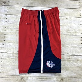 NIKE - Nike Authentic Fresno State Bulldogs NCAA College Basketball Shorts Mens Size XL