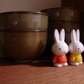 Miffy - Miffy salt and pepper shaker