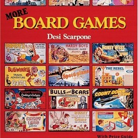 Desi Scarpone - More Board Games