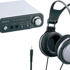 SONY - MDR-DS1000