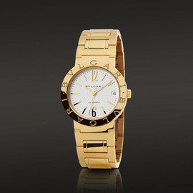 BVLGARI - watch/gold