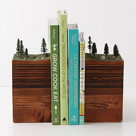 Anthropologie - Bookends Of The Earth