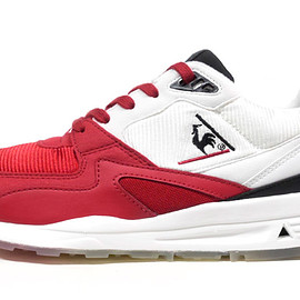 "le coq sportif - LCS R 800 FEAR ""HALLOWEEN PACK"" RED/WHT/BLK"