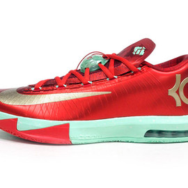 NIKE - KD VI 「CHRISTMAS PACK」 「KEVIN DURANT」 「LIMITED EDITION for CORE BASKETBALL」