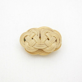 ARABESQUE - Hair Clip OVAL