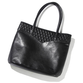 RUDE GALLERY - OUTSIDERS LEATHER TOTE BAG