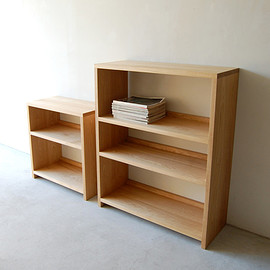 NAUT - Plate book shelf