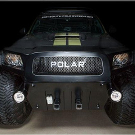 TOYOTA - Tacoma polar expedition concept