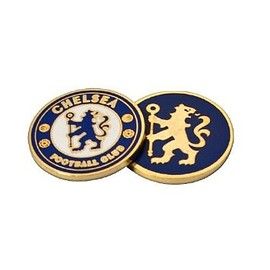 CHELSEA HARD ENAMEL GOLF BALL MARKER