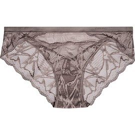 Calvin Klein Underwear - Infuse stretch-lace and tulle briefs