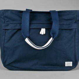Porter - Navy Blue tote bag, limited edition for Europe only, 50 pieces