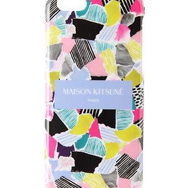 MAISON KITSUNÉ - IPHONE CASE CUT PAPER