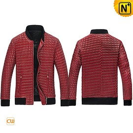 CWMALLS - CWMALLS® Wellington Custom Quilted Leather Jacket Mens CW850010 [Global Free Shipping]