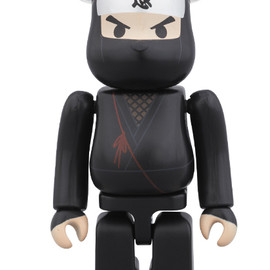 MEDICOM TOY - BE@RBRICK 忍者