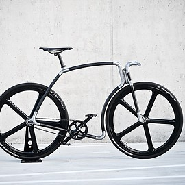 velonia bicycles - velonia bicycles celebrate their viks design with a carbon fiber version