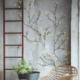 Twinkling Willow Wall Lights