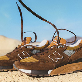 J.CREW, New Balance - M998 - Death Valley