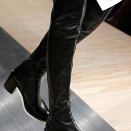 Reed Krakoff - knee high boots
