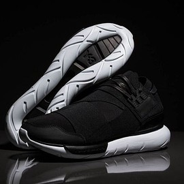 Y-3 - Qasa High - Black/White