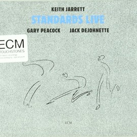 Keith Jarrett Trio - Standards Live