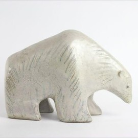 Lisa Larson - ヴィンテージ STORA ZOO Polar Bear