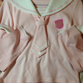 Angelic Pretty - Sailor blouse pink