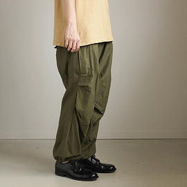 YAECA - M-51 Field Pants #olive/satin