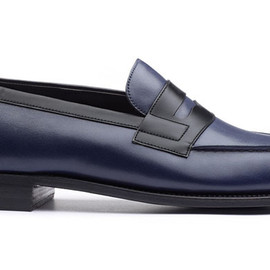 J.M. Weston - Loafers, Sanint Honore Collection