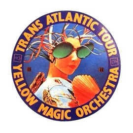 Yellow Magic Orchestra - Trans Atlantic Tour sticker