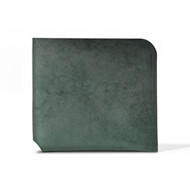fabrik - コインケースが取り外せる財布     BI-FOLD WALLET & COIN CASE / DARK GREEN