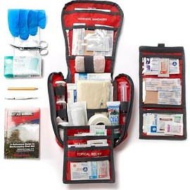 REI - Backpacker Extended First-Aid Kit