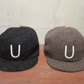 "ANACHRONORM×DECHO×UNEVEN - ""TRIANGLE PROJECT"" UNEVEN BALL CAP"