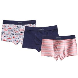 Mayoral - Boys Cotton Boxer Shorts (Pack of 3)