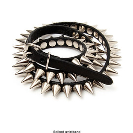 UNDERCOVER - Spiked Wristband